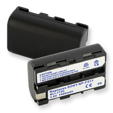 """SONY NP-F10  and  11S"""" LI-ION 1.1Ah"""""" Video Battery"