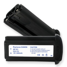 CANON NP-E3 NiMH 1650mAh Digital Battery