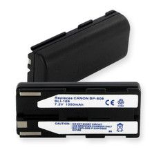 CANON LI-ION BP-608 Digital Battery