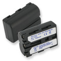 SONY NP-FM50 7.2V 1300mAh Video Battery