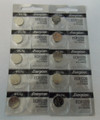 Energizer CR1220 3V Lithium Coin Battery - 10 Pack + FREE SHIPPING!