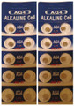 AG4 / LR626 Alkaline Button Watch Battery 1.5V - 20 Pack - FREE SHIPPING!