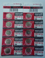 Maxell CR1616 3 Volt Lithium Coin Battery - 10 Pack - FREE SHIPPING