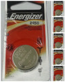 Energizer CR2450 3V Lithium Coin Battery 6 Pack + FREE SHIPPING