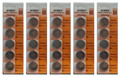 BBW CR2430 3V Lithium Coin Battery 25 Pack + FREE SHIPPING!