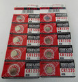 Maxell CR1220 3V Lithium Coin Battery  10 Pack -  FREE SHIPPING!