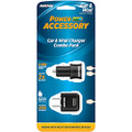 Rayovac Wall Charger and Car Charger Combo Pack + FREE SHIPPING!