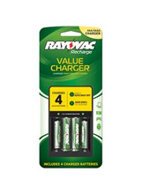 Rayovac Recharge Value Charger