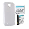 SAMSUNG GALAXY S4 5.2Ah EXTENDED NFC BATTERY W/ WHITE COVER + FREE SHIPPING