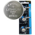 Rayovac CR1620 3V Lithium Coin Battery - 36 Pack + FREE SHIPPING!