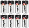 Energizer Max Alkaline D Size Batteries E95VP - 8 Pack + FREE SHIPPING!
