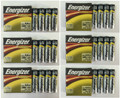 24 Piece Combo Pack - Energizer Industrial Alkaline 12 AAA + 12 AA - FREE SHIPPING!