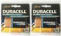 Duracell Ultra CR-V3 3V Photo Lithium Digital Camera Battery 5HXG5 - 2 Pack  + FREE SHIPPING