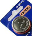 Sony CR2450 3V Lithium Coin Battery - 1 Pack - FREE SHIPPING