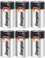 Energizer Max Alkaline D Size Batteries E95VP - 6 Pack + FREE SHIPPING!