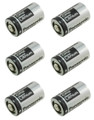 Panasonic CR2 3.0V Photo Lithium Battery - 6 Pack + FREE SHIPPING!