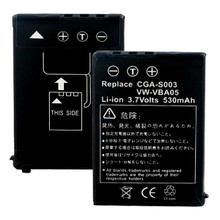 PANASONIC CGA-S003 L-ION .500mAh Digital Battery