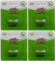 Interstate CR2 Batteries Retail Packaging - 4 Pack + FREE SHIPPING!