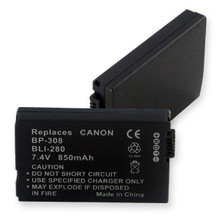 CANON BP-308 LI-ION 850mAh Cellular Battery