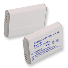 CANON NB-5L LI-ION 1120mAh Cellular Battery