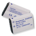 KODAK KLIC-7003 LI-ION 1000mAh Video Battery