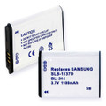 SAMSUNG SLB-1137D LI-ION 1000mAh Video Battery