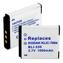 KODAK KLIC-7004 LI-ION 1000mAh Video Battery