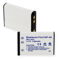 FUJI NP-45 LI-ION 750mAh battery + FREE SHIPPING