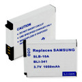 SAMSUNG SLB-10A LI-ION 1050mAh Video Battery