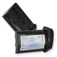 CANON LP-E4 LI-ION 11.1V 2300mAh Video Battery