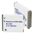 CANON NB-6L LI-ION 3.7V 900mAh Video Battery