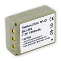 CASIO NP-100 LI-ION 7.4V 1950mAh Video Battery