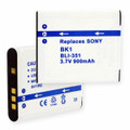SONY NP-BK1 LI-ION 900mAh Digital Battery