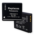 PANASONIC DMW-BCF10 LI-ION 600mAh Video Battery