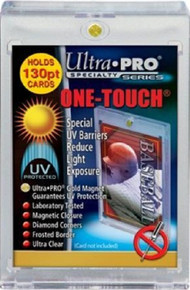 Ultra Pro 130pt UV Protection One Touch Magnetic Holder (Qty 2)