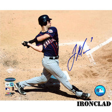 Joe Mauer Minnesota Twins Autographed 8x10 Photo