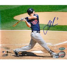 Joe Mauer Minnesota Twins Autographed 8x10