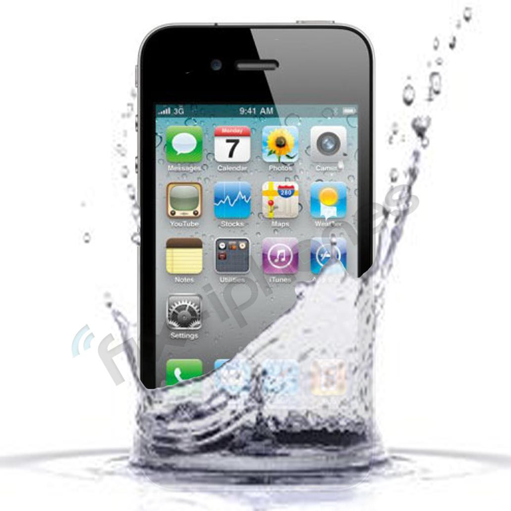iphone water damage recovery all models buyncell. Black Bedroom Furniture Sets. Home Design Ideas