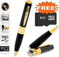 16GB Spy Pen DVR High Def Camera with Audio
