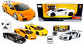 Remote Controlled Cars - Lamborghini and Ferrari