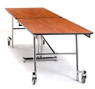 mobile tables - Cafeteria Tables