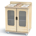 Jonti-Craft 1709JC TrueModern Play Kitchen Stove