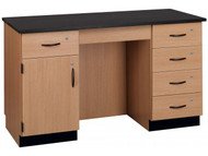 Stevens Industries 84152 K36 Compact Island Lab Desk