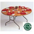 Correll CF60PX High Pressure Top Folding Table