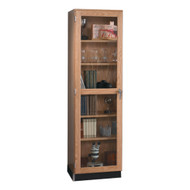 Diversified 315-2422 Tall Wall Storage Cabinet
