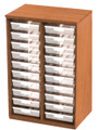 Wisconsin Bench SS2030 48 Tote Storage without Doors