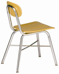 "Capitol 557 Legacy Cafeteria Chair 17.5"" Seat Height"