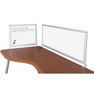 Balt 90134 Desktop Dry Erase Privacy Panel 21.5 Inch Width