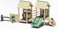 UltraPLAY EC-401 Wood Discovery
