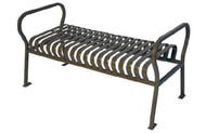 UltraSite 92-S Hamilton Series Bench without Back
